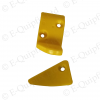 Upper and Lower head insert kit for Teco and Corghi leverless tyre changer