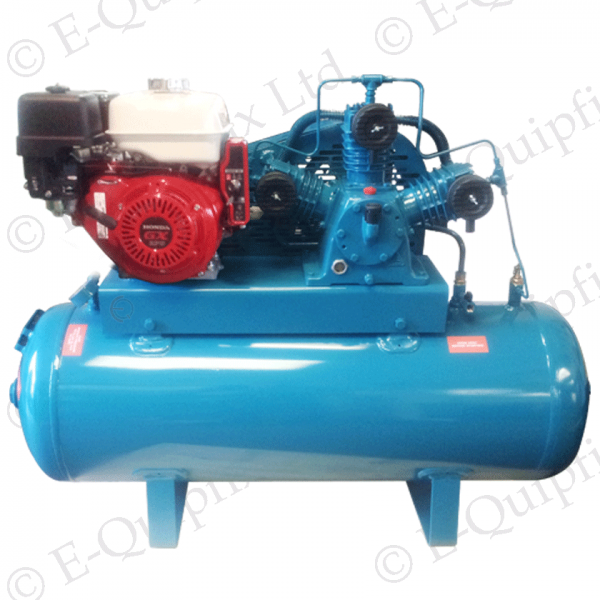 Petrol Air Compressor 16 cfm