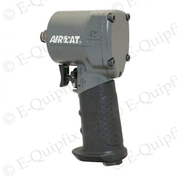 "Air Cat 1077 THA 3/8"" Stubby Impact Wrench"