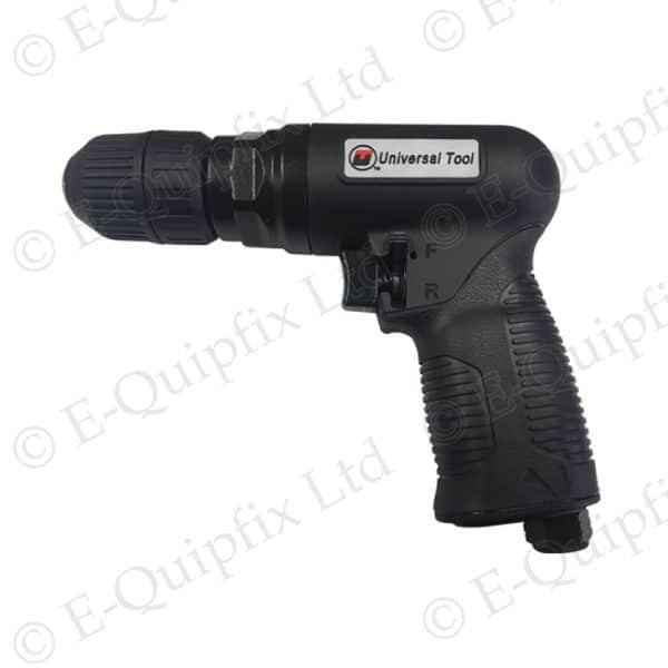 "Universal Airtools UT2815 3/8"" Reversable Air Drill"