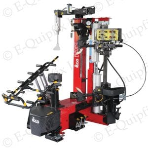 Teco 100 Everest Automatic Contactless Tyre Changer