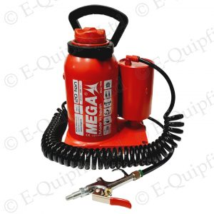 Mega MGH 20 Air Hydrulic Bottle Jack