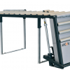 Ahcon Flowline System - Wheel Supply Table & Lift