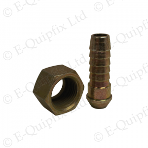 Coned Hose Tail & Union Nut